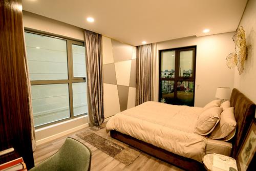 Tân Hoàng Minh ra mắt căn hộ mẫu dự án hạng sang ở Tây Hồ