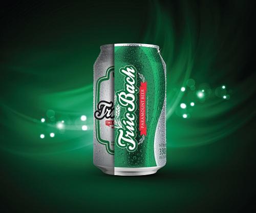 Bia Trúc Bạch công bố nhận diện thương hiệu mới nhân dịp 60 năm truyền thống.