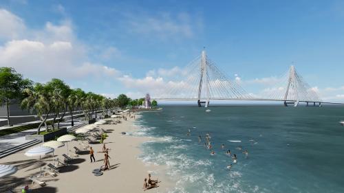 Khu đô thị King Bay hưởng lợi thế hạ tầng cửa ngõ phía Đông TP HCM