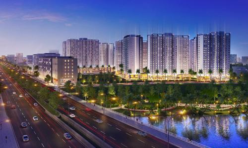 JLL: Nhà đầu tư ngoại rót tiền vào bất động sản bình dân