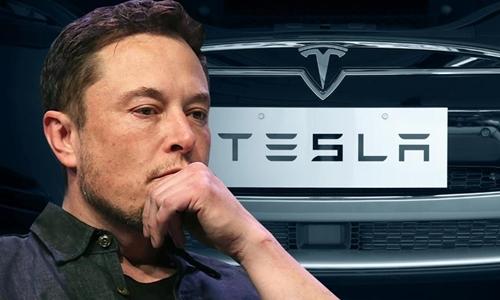 Elon Musk hiện là CEO hãng xe điện Tesla. Ảnh: TechSpot