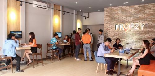 Propzy nhận hơn 3.000 yêu cầu giao dịch bất động sản mỗi tháng