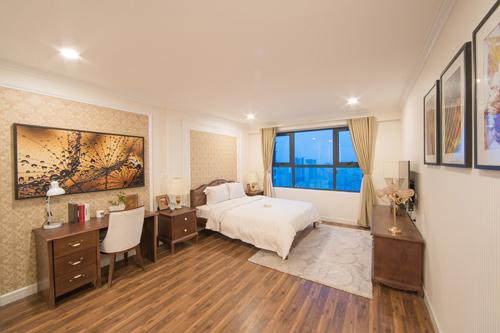 Ưu điểm của căn hộ 3 phòng ngủ TNR Goldmark City