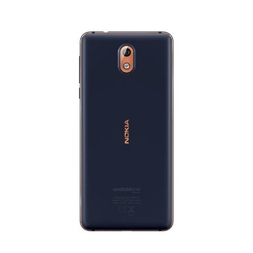 Người dùng khi cầm chiếc liên hệ Nokia 3.1, sẽ yên tâm về độ đảm bảo và tha hồ khi thao tác bằng 1 tay. So có phiên bản tiền nhiệm, Nokia 3.1 phiên bản mới được tối ưu hóa kích cỡ có màn hình 5.2 inch, mật độ 18:9 và sử dụng mặt kính cong chống trầy xước Gorilla Glass. Sự một sốh tân này có lại cho người dùng các trải nghiệm tha hồ khi vui chơi như xem phim hay lướt web, đọc tin tức...