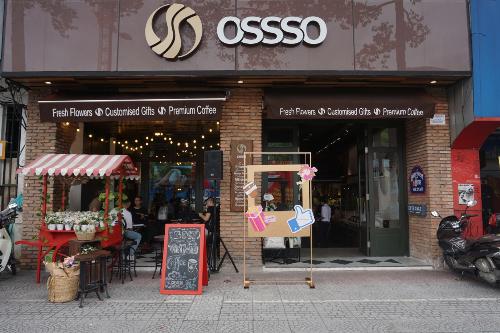 OSSSO Boutique nằm ở địa điểm đắc địa ngay trọng điểm quận 1, TP HCM.