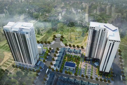 Căn hộ Thăng Long City Đại Mỗ giá từ 600 triệu đồng