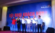 SDS Việt Nam tổ chức hội nghị khách hàng Nikawa 2018
