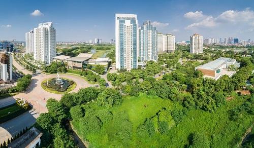 Sản phẩm cao tầng mới nhất năm 2018 - The Link345 của Ciputra Hanoi.