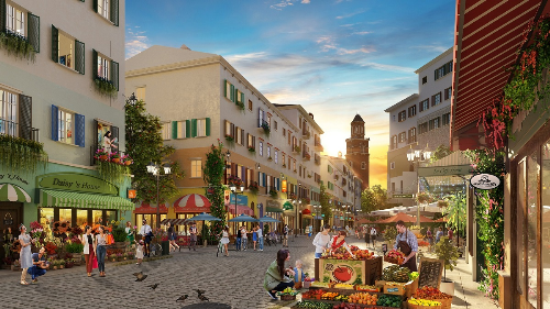 Nhiều ưu đãi khi đầu tư shophouse Sun Premier Village Primavera
