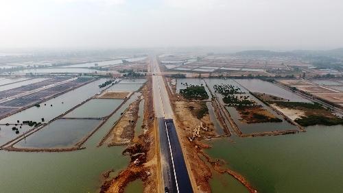 Bất động sản Hạ Long phát triển nhờ hạ tầng giao thông