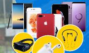 Cơ hội trúng thưởng khi mua sắm tại TechOne