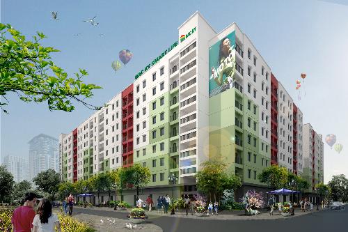 Dự án Nhà ở xã hội Bắc Kỳ là dự án Thứ nhất trên địa bàn huyện Yên Phong, Bắc Ninh.