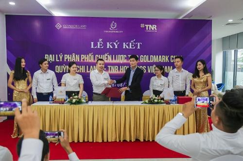 Quỳnh Chi Land phân phối dự án TNR Goldmark City