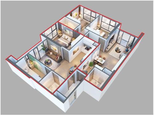 Vinhomes phát triển căn hộ văn phòng hai chìa khóa tại dự án mới