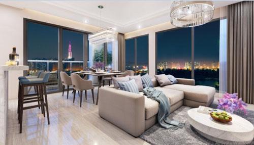 Ưu thế của căn hộ đa năng Canary tại Diamond Island