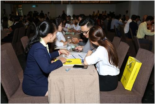 200 khách hàng dự sự kiện ra mắt dự án Dragon Fairy