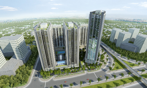 Những dự án thay đổi diện mạo khu đô thị Nam An Khánh