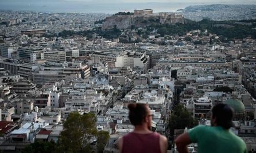Hy Lạp chính thức ra khỏi chương trình cứu trợ