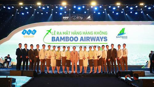 Bamboo Airways chờ giấy phép để cất cánh vào tháng 10