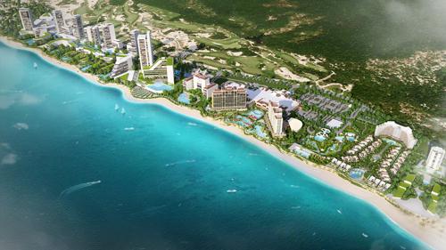 Dự án condotel Ramada Kahuna Hồ Tràm Strip chuẩn bị ra mắt