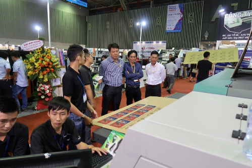 Ngành in ấn và đóng gói tại Việt nam tăng trưởng rất tốt trong những năm gần đây