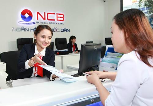NCB dành nhiều ưu đãi cho công ty.