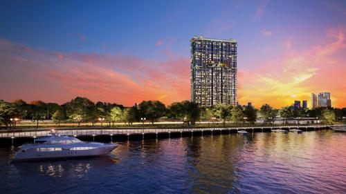 Phân khúc cao cấp dẫn đầu thị trường căn hộ TP HCM