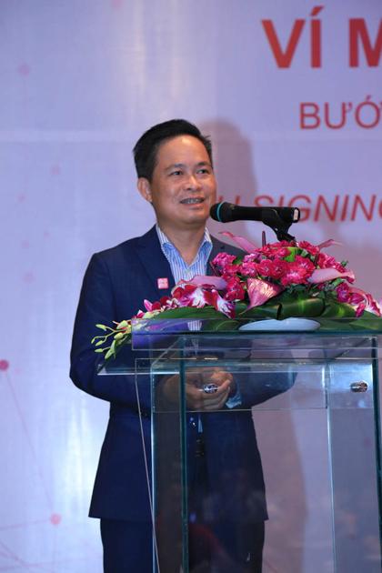 ông Nguyễn Bá Diệp - Phó chủ tịch HĐQT Ví Momo