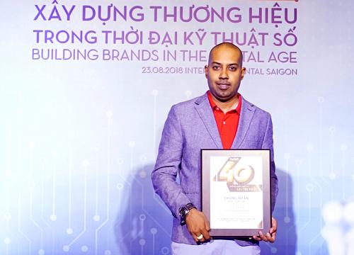 Vietjet vào top 40 thương hiệu giá trị nhất Việt Nam 2018