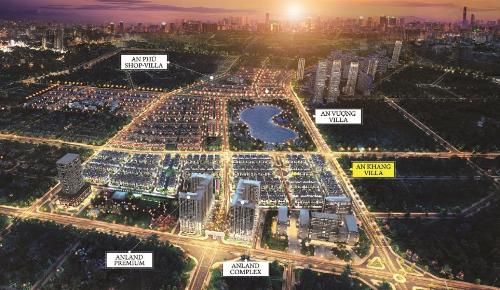 Địa ốc Tây Hà Nội hút đầu tư nhờ hạ tầng phát triển