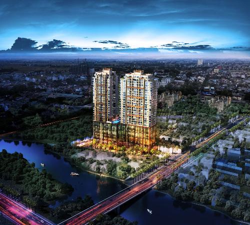 Bất động sản Nam Sài Gòn hút đầu tư nhờ hạ tầng phát triển