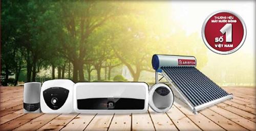 Những chiếc máy nước nóng Ariston đã trở thành thiết bị gia dụng phổ biến của mỗi gia đình.