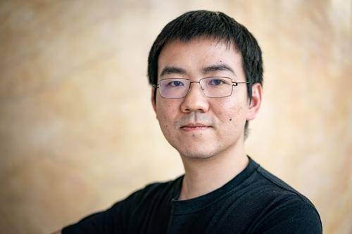 Đồng sáng lập Bitmain - Jihan Wu. Ảnh: Bloomberg