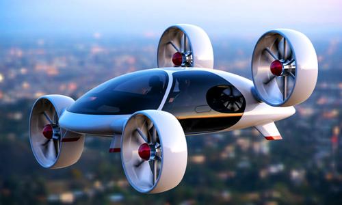 Nhật Bản khai mở thị trường xe bay
