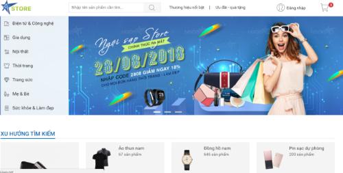 Store Ngôi Sao có đến nhiều ưu đãi cho độc giả và người tiêu dùng trong dịp công bố. Thông tin điện thoại Store Ngôi Sao: Hotline: 1900633376. Email: store@ngoisao.net
