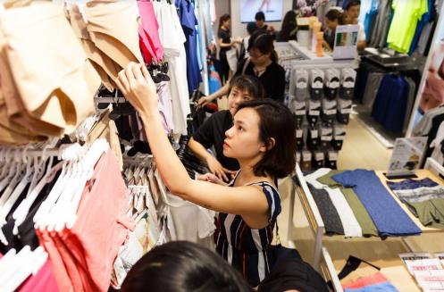 Thời trang đồ lót được phân tích có mức độ sử dụng, 1 sốh tân không ngừng nghỉ như ngành hàng tiêu dùng nhanh.