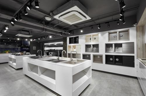 Malloca mở showroom thiết bị nhà bếp cao cấp 3.500m2 ở Hà Nội