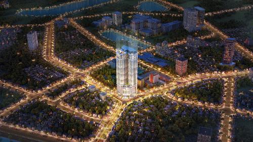 Ba tổ hợp căn hộ cao cấp nổi bật tại nội đô Hà Nội