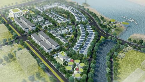 Cenland phát triển dự án đầu tiên tại Hải Phòng
