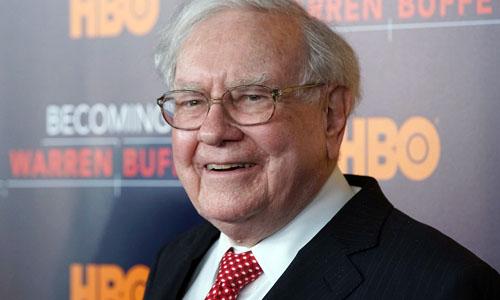 Tỷ phú Warren Buffett không bao giờ ăn bữa sáng quá 3,17 USD. Ảnh: CNBC