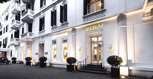 Thương hiệu đồng hồ Hublot mở cửa hàng đầu tiên ở Việt Nam