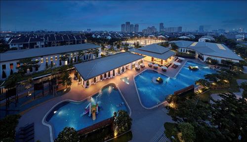 Kiến trúc xanh trong khu đô thị ParkCity Hanoi