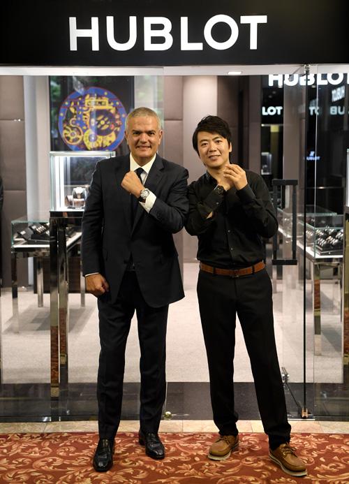 Đồng hồ xa xỉ Hublot mở cửa hàng Thứ nhất ở Việt Nam - 4