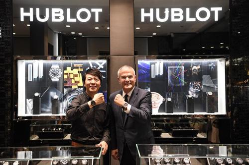 Đồng hồ xa xỉ Hublot mở cửa hàng Thứ nhất ở Việt Nam - 5
