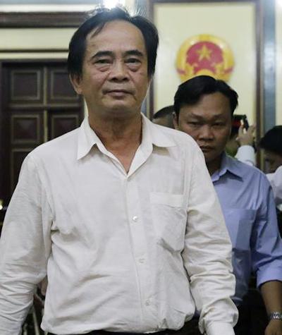 Ông Đoàn Ánh Sáng - nguyên Phó tổng giám đốc BIDV. Ảnh: Hải Duyên