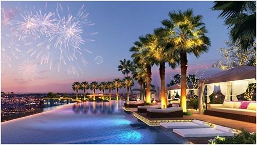 Cơ hội du lịch châu Âu khi mua căn hộ Sunshine City