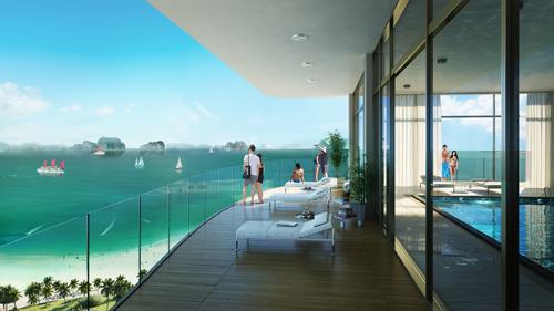 BIM Land mở bán gần 1.000 condotel và căn hộ cao cấp ở Hạ Long