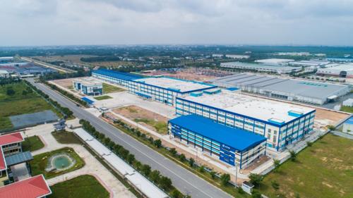 Chiến lược giành vị thế trong ngành xây dựng công nghiệp của GIZA E&C