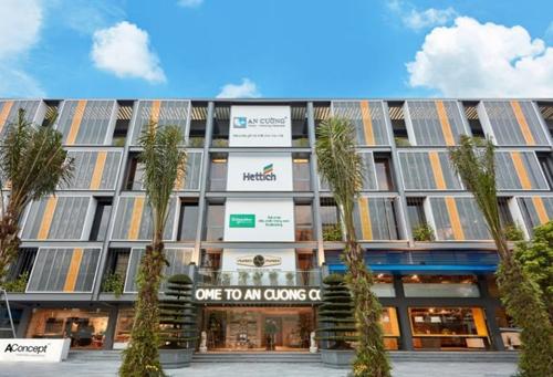 Gỗ An Cường đầu tư mạnh vào hệ thống showroom One-Stop Shopping Center