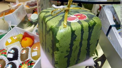 Những trái cây Nhật có giá gấp chục lần hàng Việt - 1